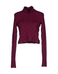 Fabrizio Del Carlo Knitwear Turtlenecks Women