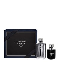 Prada L'homme Gift Set Edt 100Ml Unisex