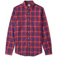 Aspesi New Robert Shirt Red
