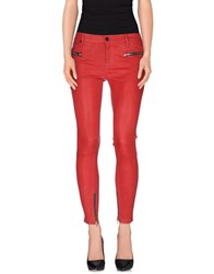 Rta Trousers Casual Trousers Women Red