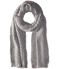 Roxy Come Home Scarf Heritage Heather Scarves Gray