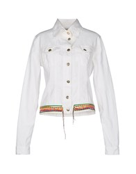 People Coats And Jackets Jackets Women White