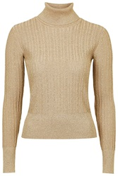 Huntly Knitted Polo Jumper By Unique Gold