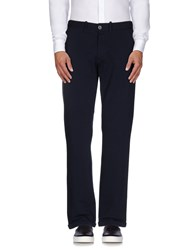 Met Trousers Casual Trousers Men Dark Blue
