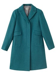 Precis Petite Allison Coat Teal