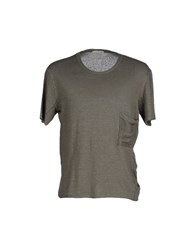 Roberto Collina Knitwear Jumpers Men Military Green