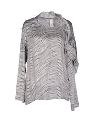 Anne Valerie Hash Blouses Grey