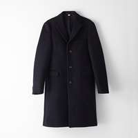 Acne Studios Garett Topcoat Dark Navy