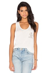 Stillwater The Scoop Neck Be Cool Tank Ivory