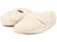 Acorn Spa Wrap Natural Fabric Women's Slippers Neutral