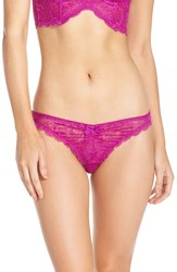 Agent Provocateur Women's L'agent By 'Leola' Sheer Tanga