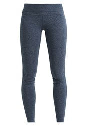 Gap Tights Indigo Heather Blue