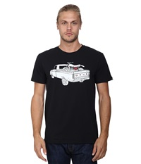 Deus Ex Machina Kay Arh Tee Black Men's T Shirt