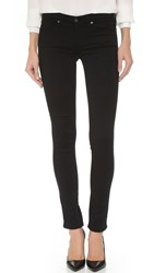 Ag Jeans The Stilt Cigarette Jeans Black