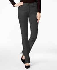Charter Club Solid Lexington Corduroy Straight Leg Pant Only At Macy's Shadow Grey