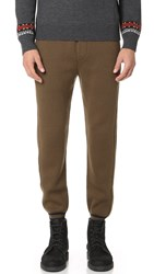 Tomorrowland Smooth Knit Pants Khaki