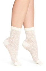 Chelsea 28 Women's Chelsea28 'Sparkle Diamond' Crew Socks
