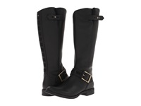 Timberland Earthkeepers Savin Hill Tall Boot Black Forty Leather Women's Boots