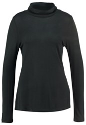 More And More Long Sleeved Top Dark Forest Dark Green