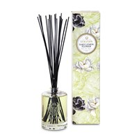 Voluspa Maison Jardin Embossed Diffuser Sake Lemon Flower