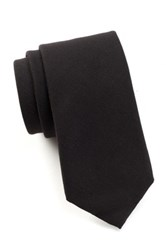 Original Penguin Mason Solid Tie Black
