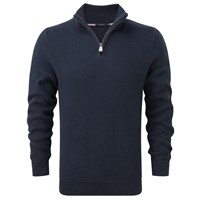 Henri Lloyd Half Zip Sweater Navy
