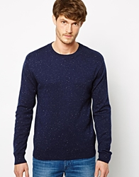 French Connection Crew Neck Jumper Navy