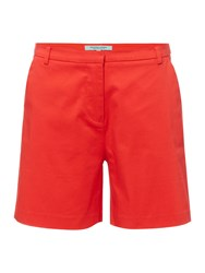 Dickins And Jones Tailored Shorts Coral