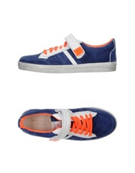 Serafini Sport Low Tops And Trainers Blue