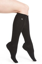 Ralph Lauren Women's Variegated Rib Knit Knee High Socks