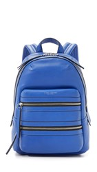 Marc Jacobs Biker Backpack Cobalt Blue