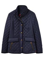 Joules Newdale Classic Fit Quilted Jacket Marine Navy