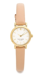 Kate Spade Tiny Metro Watch Vachetta
