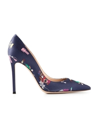 Mary Katrantzou 'Lisa' Pumps Blue