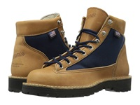 Danner Light Cascade Brown Blue Women's Work Boots