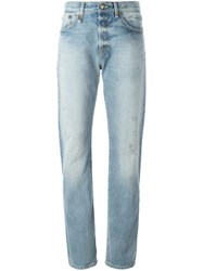 R 13 R13 'Portsmouth' Classic Jeans Blue