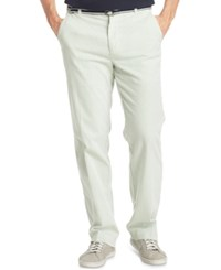 Izod Men's Belted Seersucker Pants Seacrest