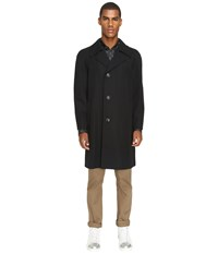 Marc Jacobs Strictly Twill Trench Coat Black