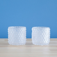 Bubble Wrap Glass Set Playful Drinking Glasses Uncommongoods