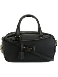 Hogan Small Bowler Tote Black