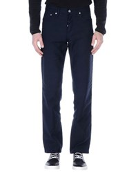 J's Exte' Trousers Casual Trousers Men Dark Blue
