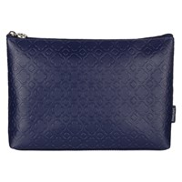 John Lewis Medieval Jewels Cosmetics Bag Navy