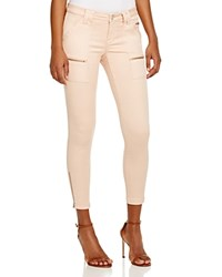 Joie Park Skinny Cargo Pants 100 Bloomingdale's Exclusive Light Apricot