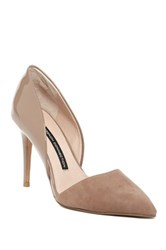 French Connection Elvia Pump Beige
