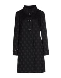 Clips Coats And Jackets Full Length Jackets Women Black