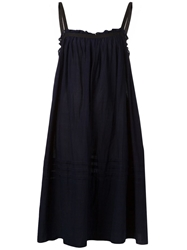 Dosa Loose Dress Blue