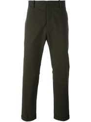 Marni Tailored Trousers Green