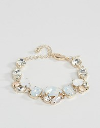Coast Emily Stone Statement Bracelet Rose Gold