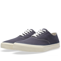 Sperry Topsider Cvo Canvas Navy