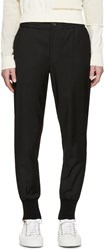 Paul Smith Black Cuffed Gents Trousers
